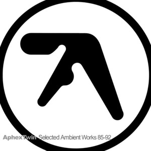 Обложка диска Aphex Twin — Selected Ambient Works 85-92