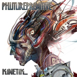 Обложка диска Phutureprimitive — Kinetik