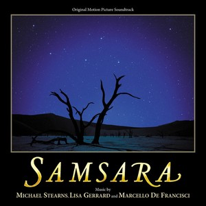 Обложка диска Michael Stearns — Samsara (Original Motion Picture Soundtrack)